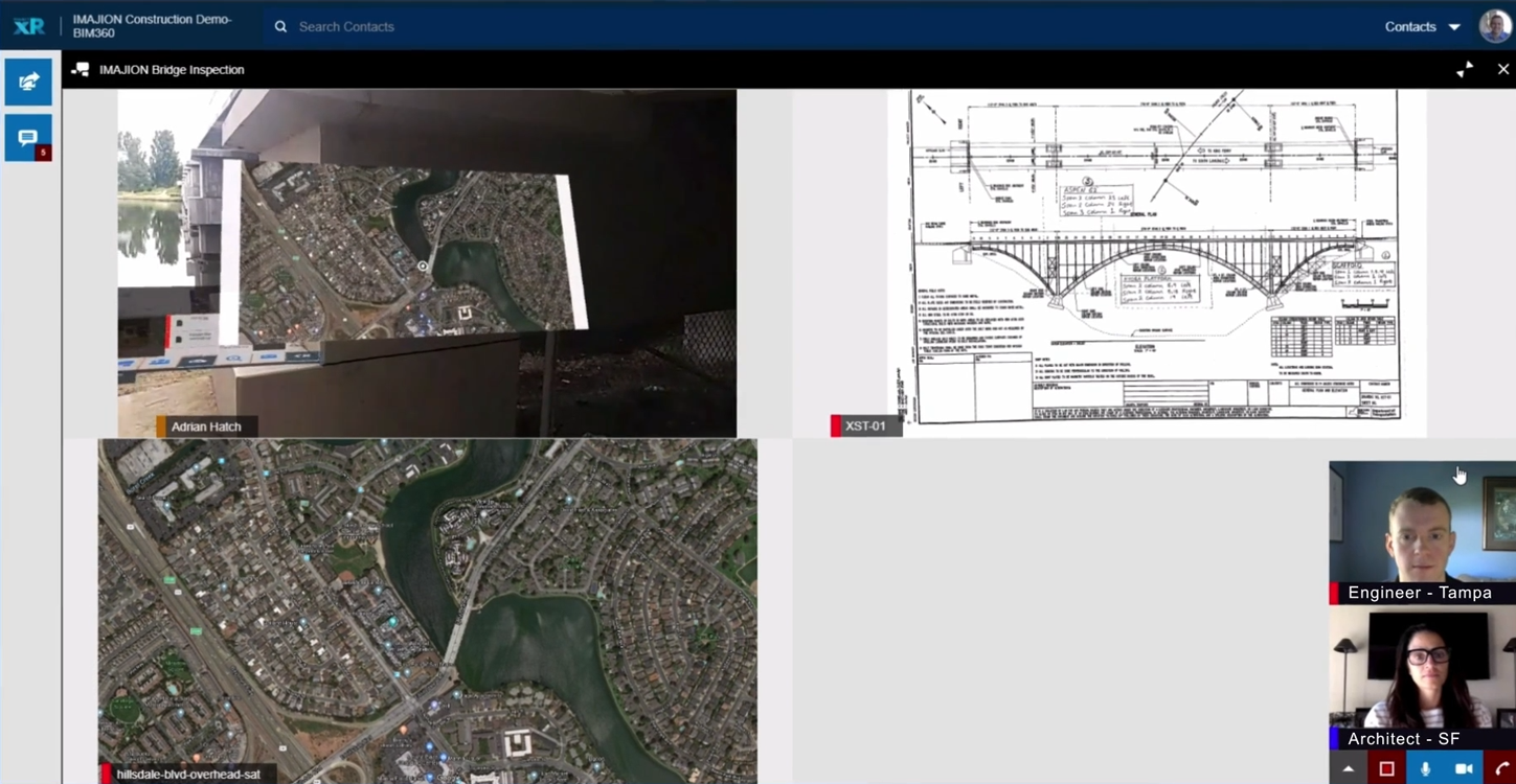Share Files from BIM360 and Devices