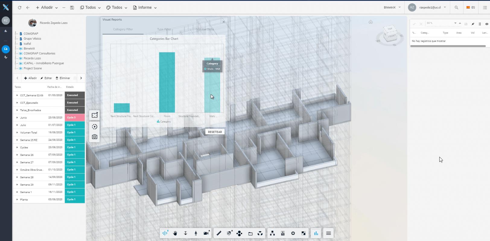 Filtering Data on a Particular Floor