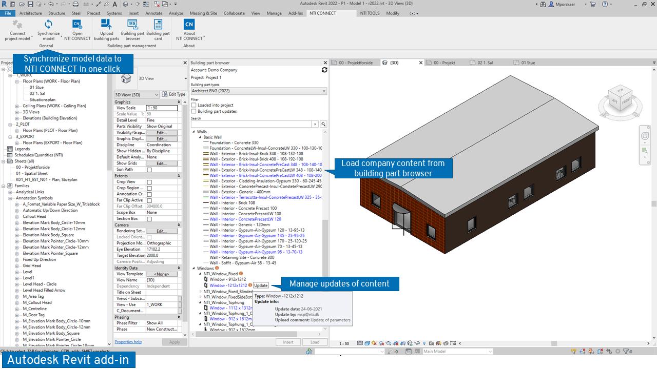 7 - Autodesk Revit add-in