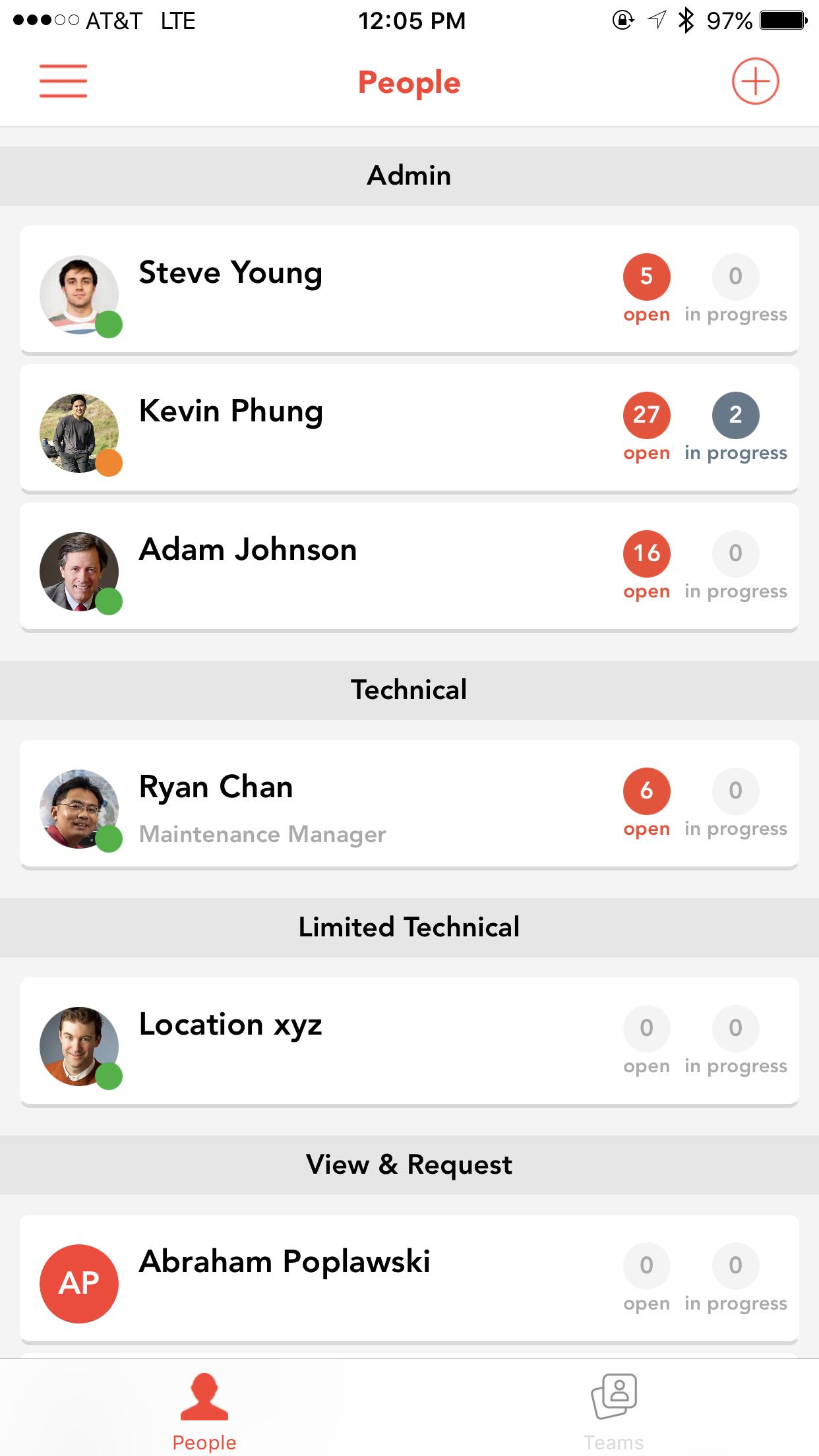 UpKeep Mobile App