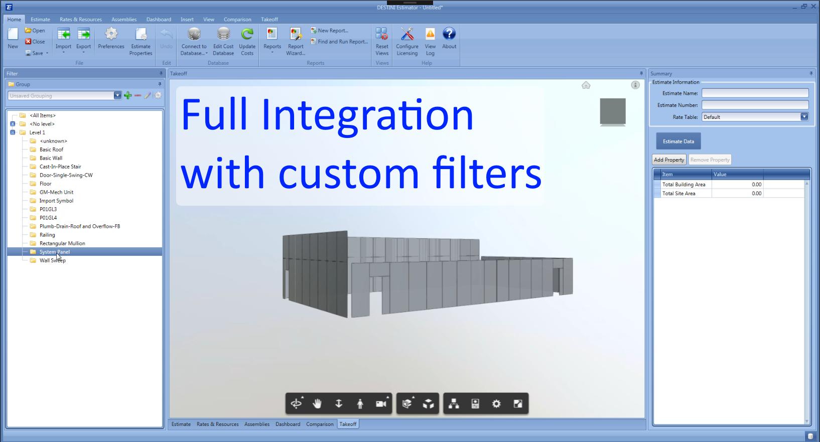 Filter Integration