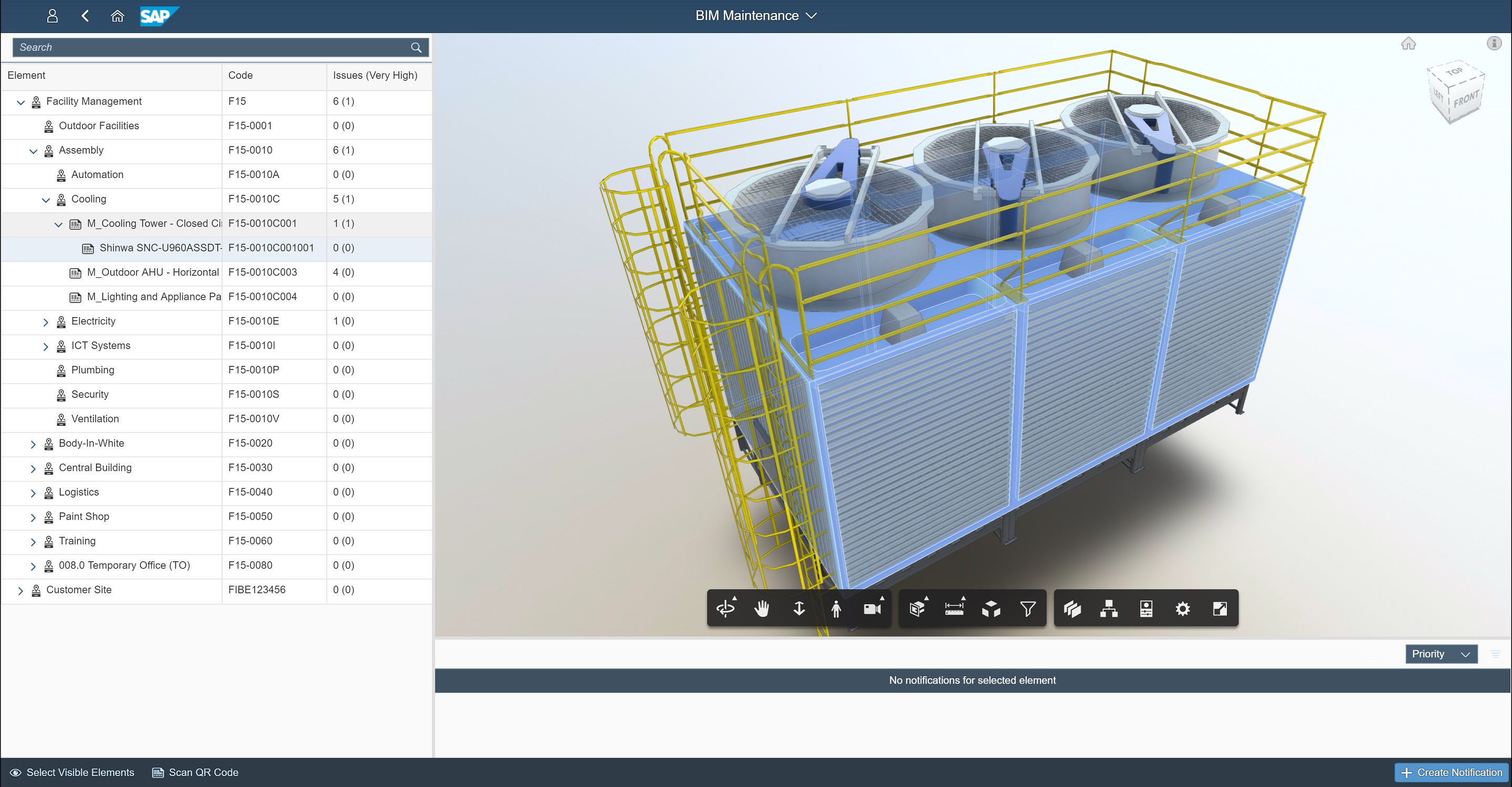 INTELSYS.build BIM maintenance v3