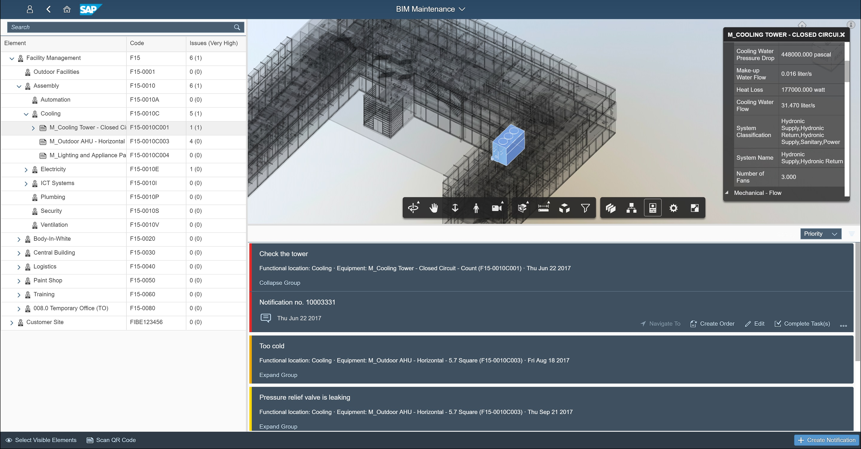 INTELSYS.build BIM maintenance v2