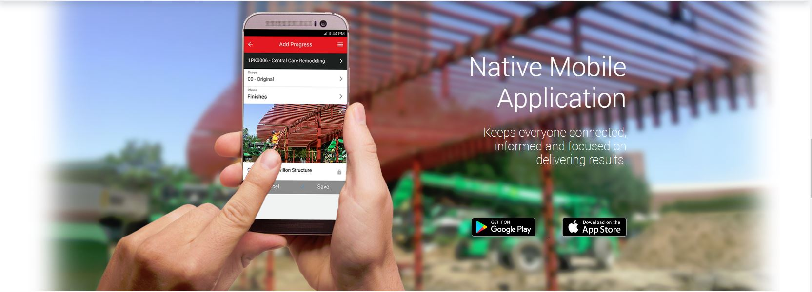 Native Mobile Application