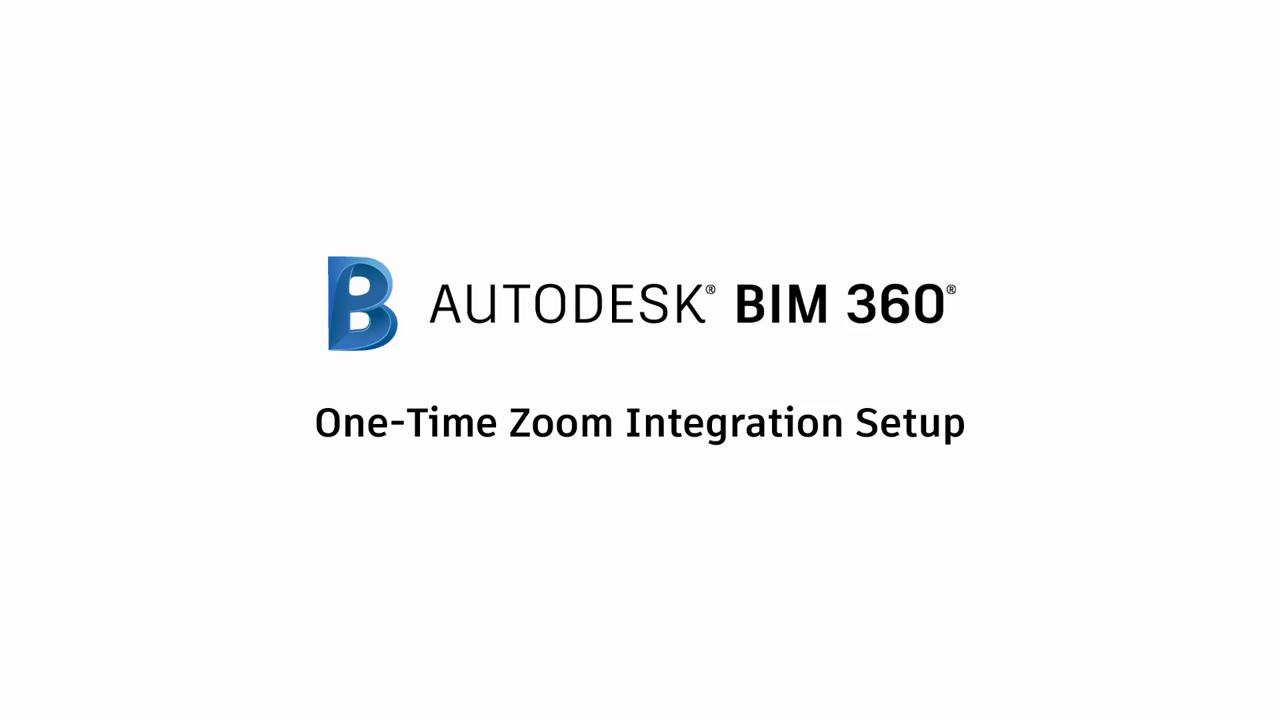 Zoom Integration Setup
