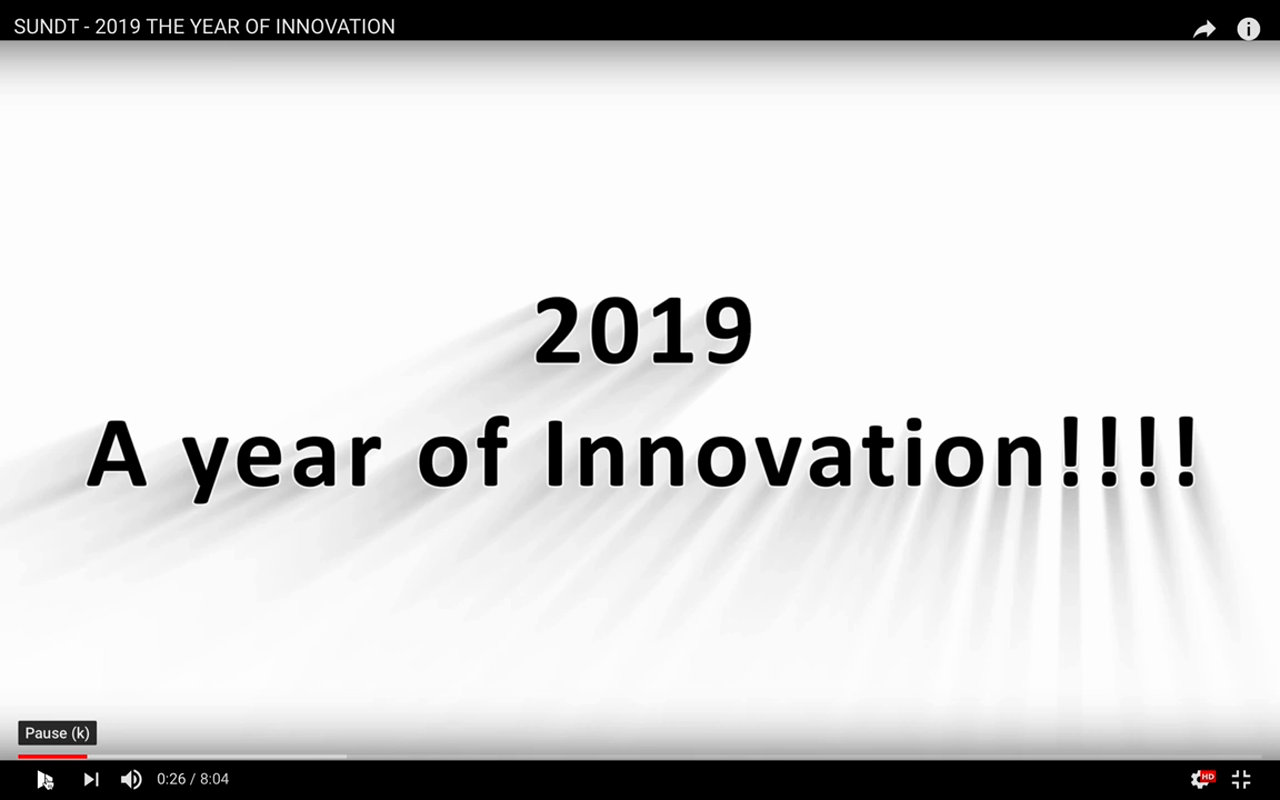 INDUS.AI@Sundt-the Year of Innovation