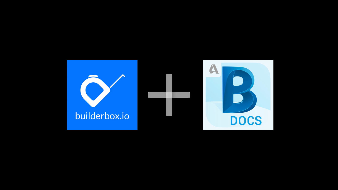 Builderbox + BIM 360 Docs Integration